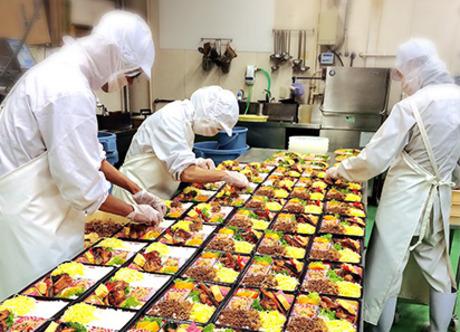 管理栄養士と調理師免許をお持ちの方、必見です!製造責任者候補を募集